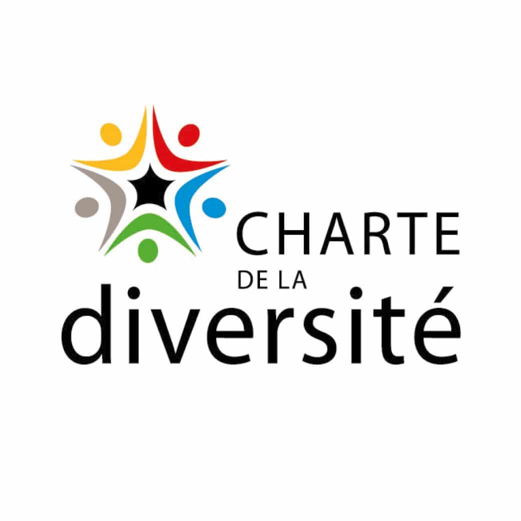 Logo partenaire charte de la diversité