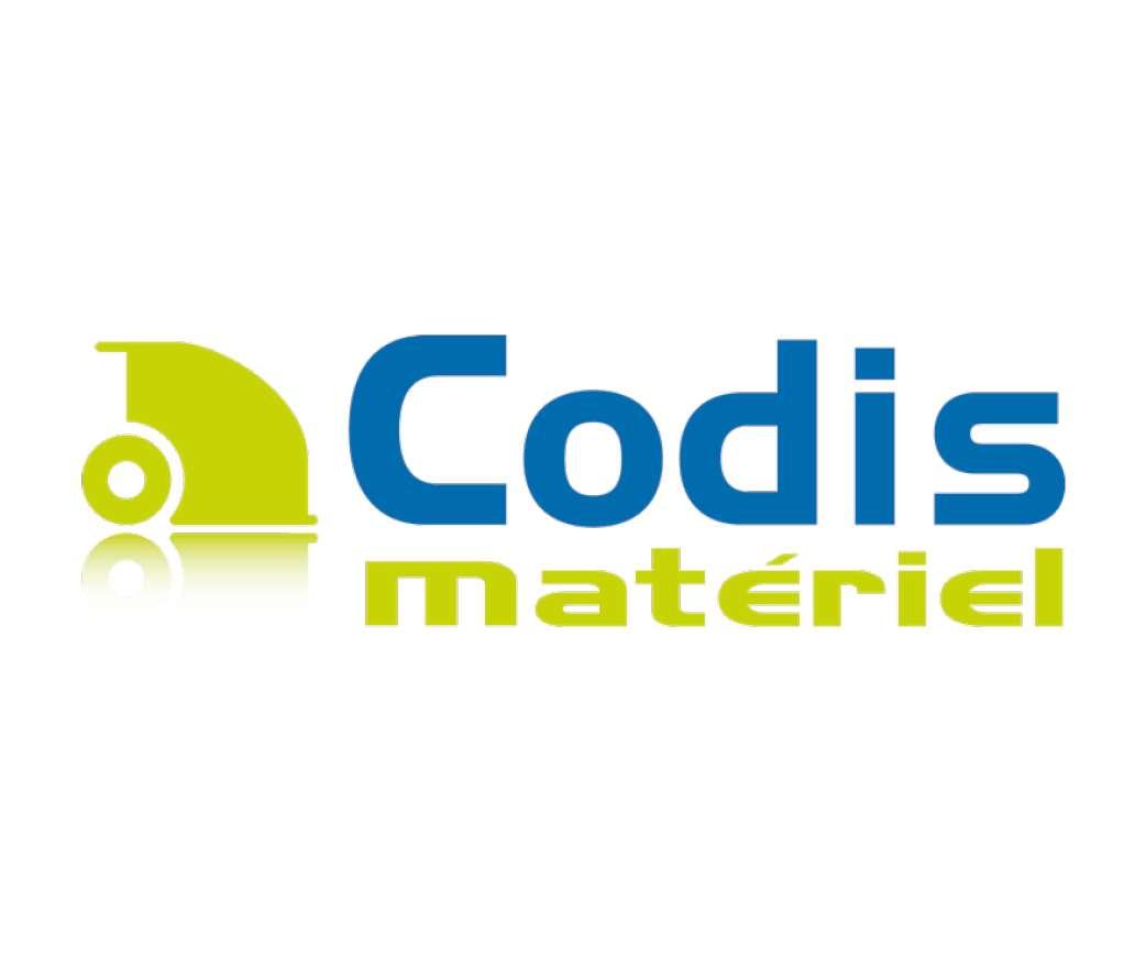 Logo partenaire codis matériel