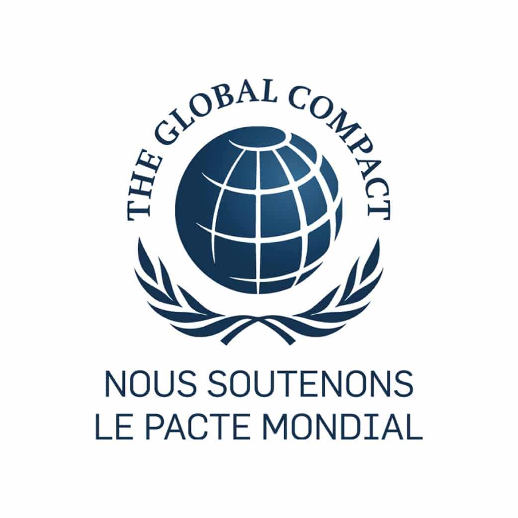 Logo partenaire global compact
