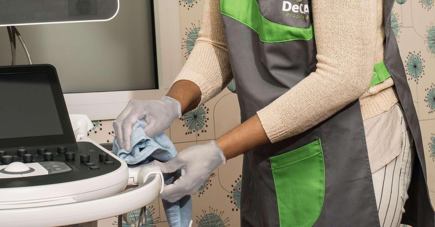 Entreprise nettoyage hopital clinique cabinet santé