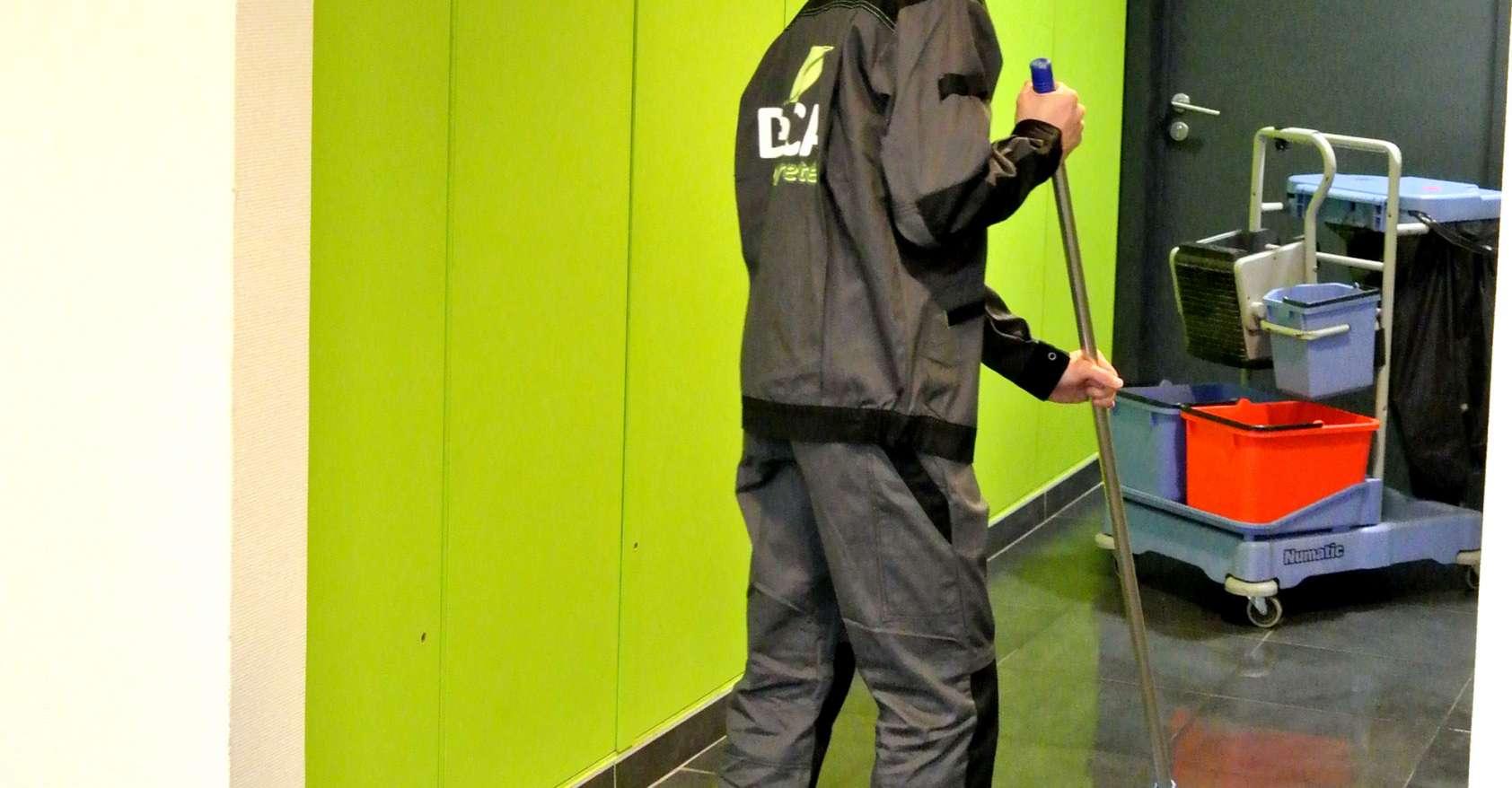 recrutement agent propreté service offre emploi
