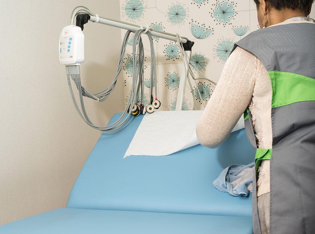 Nettoyage santé hopitaux médical cabinet propreté hygiène