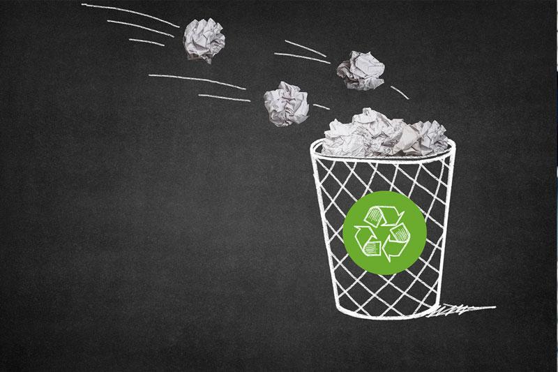 Réduction des déchets et RSE