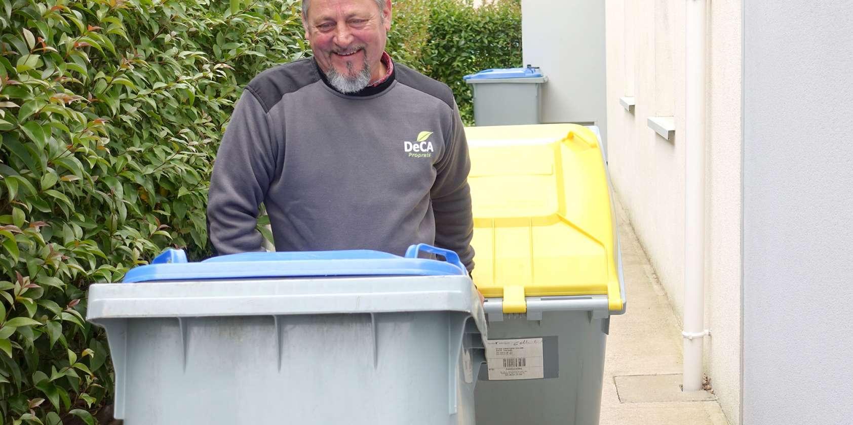Gestion des déchets pour les entreprises