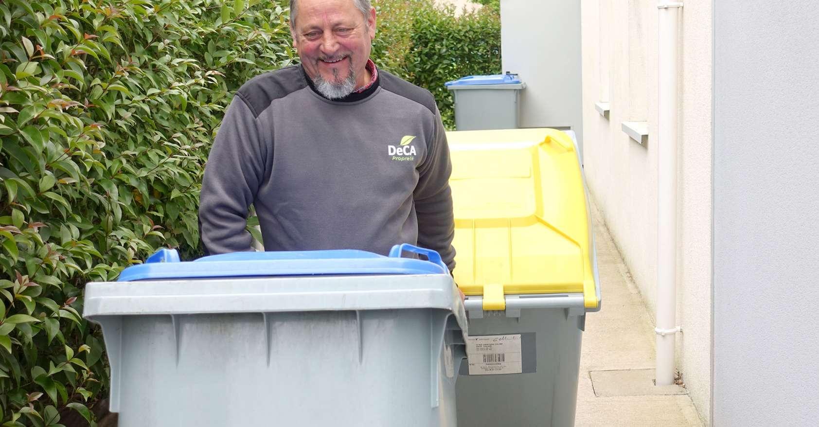 Tri et gestion des déchets